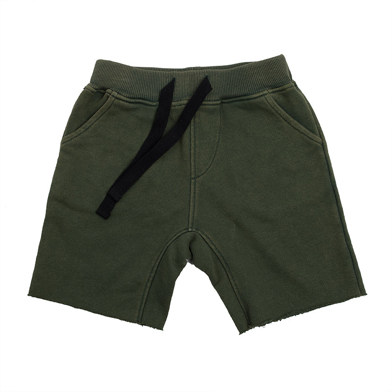 Hootkid | Skate Short - Washed Khaki