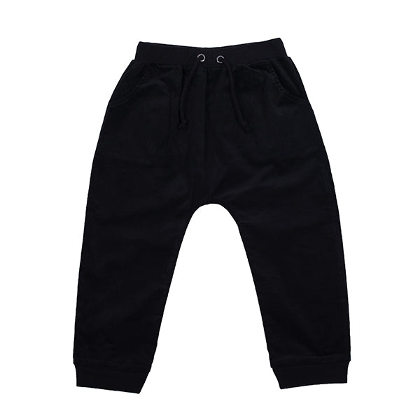 Hootkid | Keep It Real Street Pant - Black
