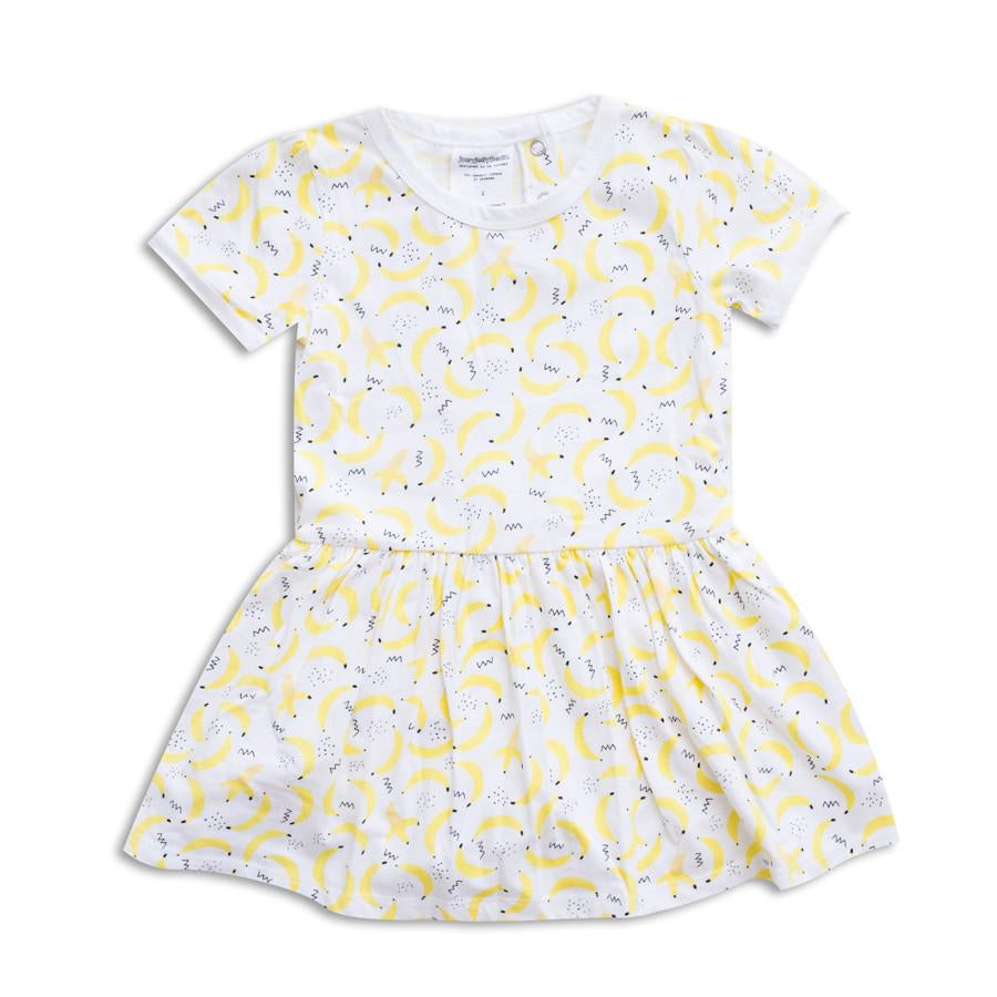 Joeyjellybean Banana Dress - LAST TWO