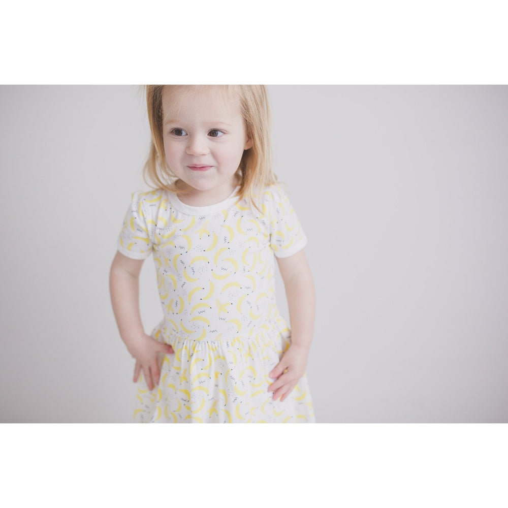 Joeyjellybean Banana Dress - Size 000 LAST ONE