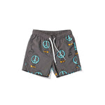 Littlehorn | Peace Boardies - Dark Grey - LAST TWO