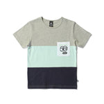 Littlehorn | Blob Pocket Tee - Size 7 LAST ONE