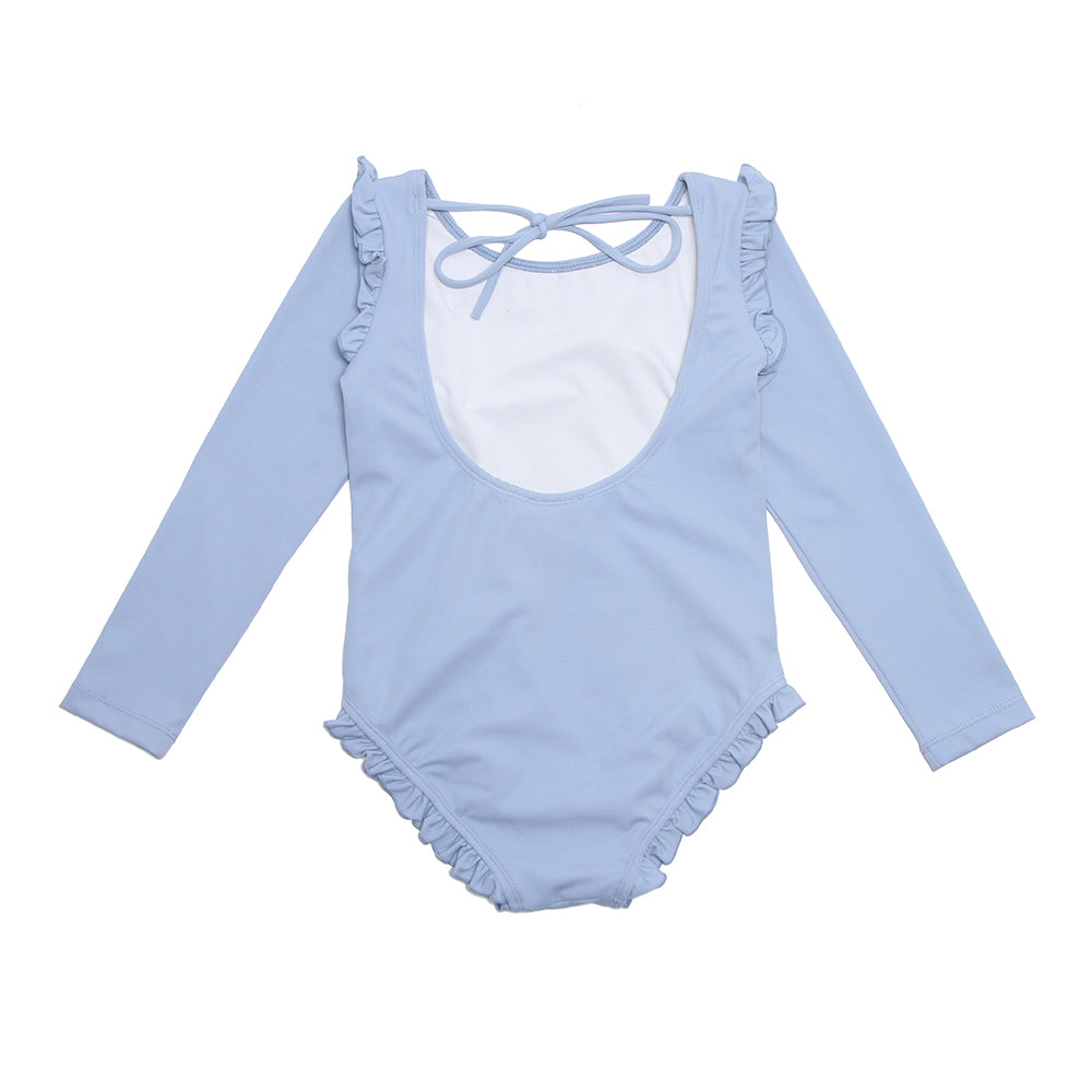 ALEX & ANT | Summer Long Sleeve Bathers - Ash Blue
