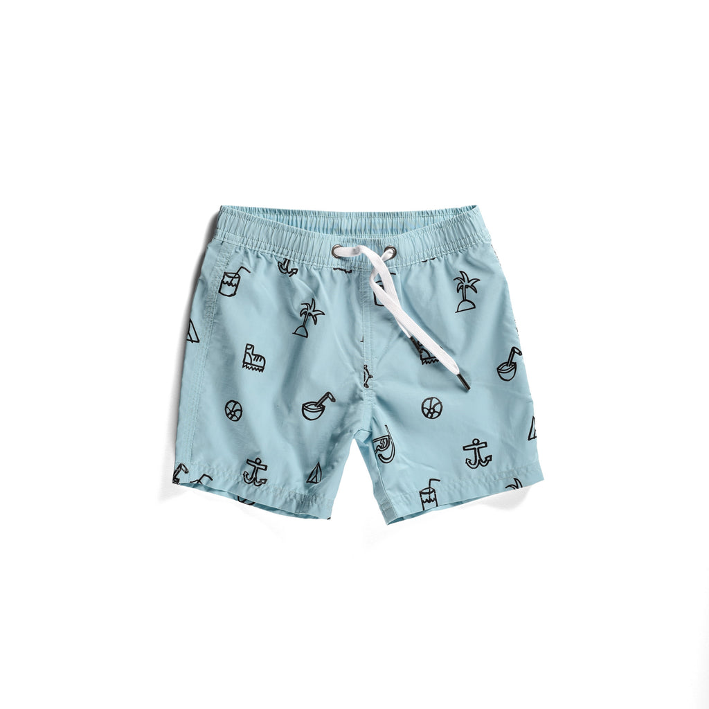 Minti | Summer Icons Boardies