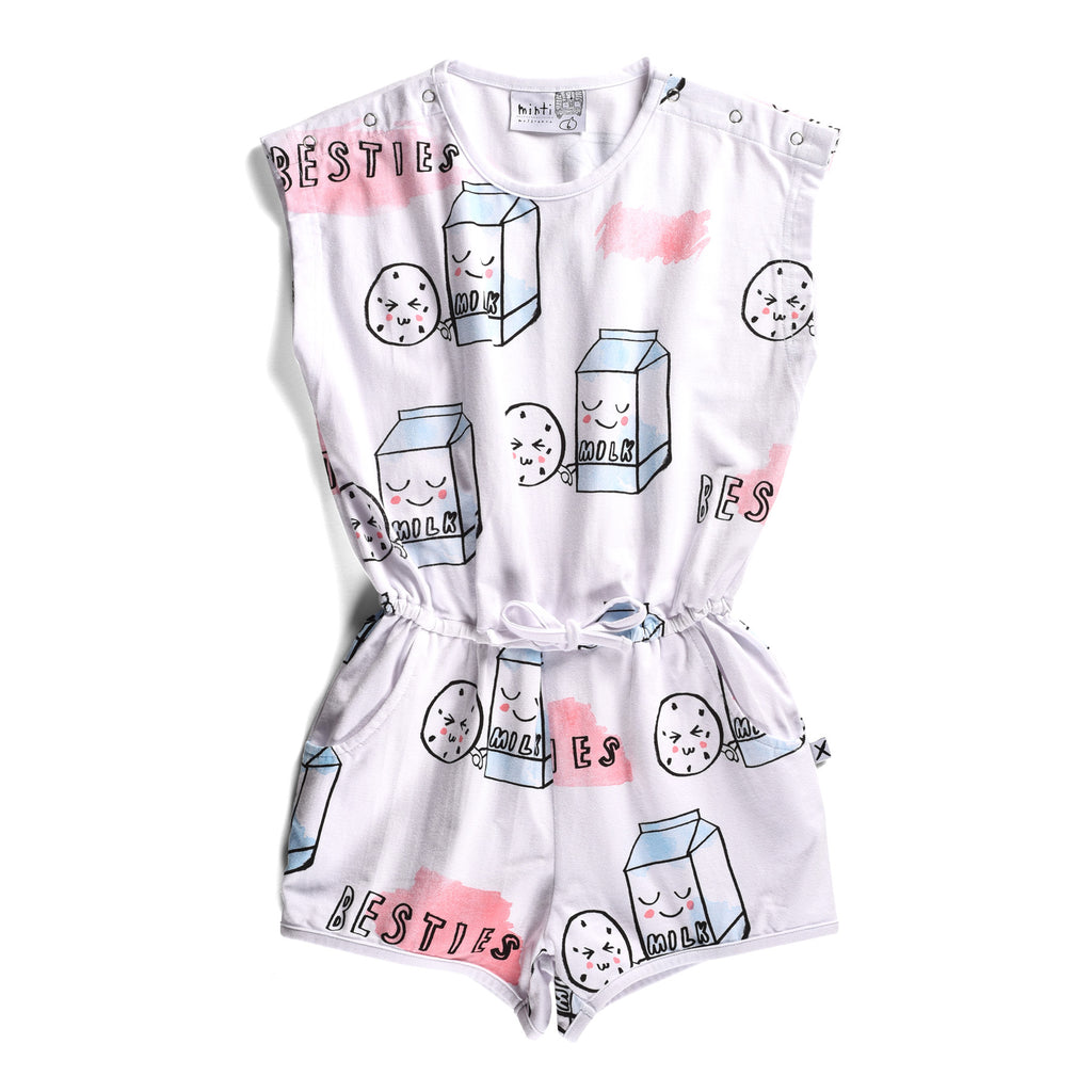 Minti | Besties Domed Playsuit