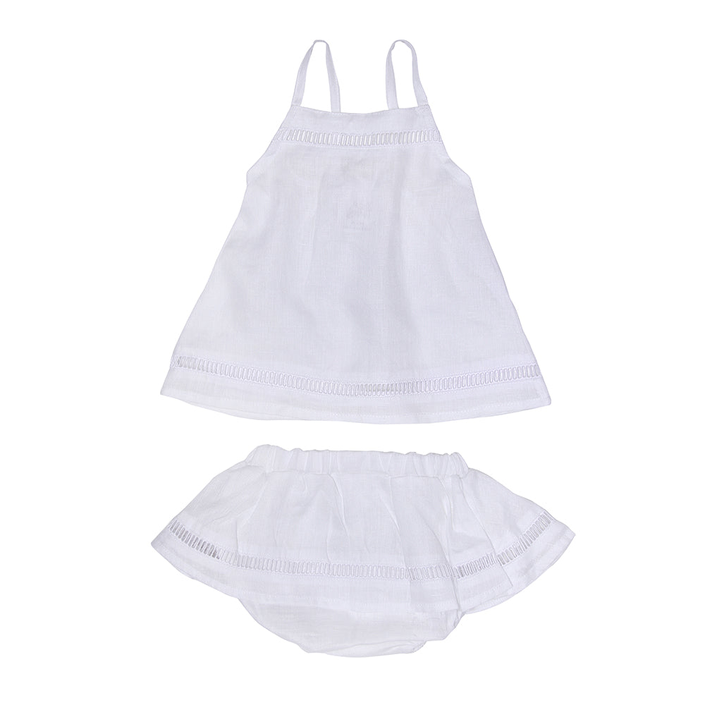 ALEX & ANT | Odette Set - White