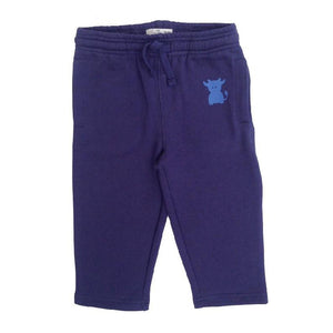 Minifin Navy Bull Track Pant - Size 3 LAST ONE
