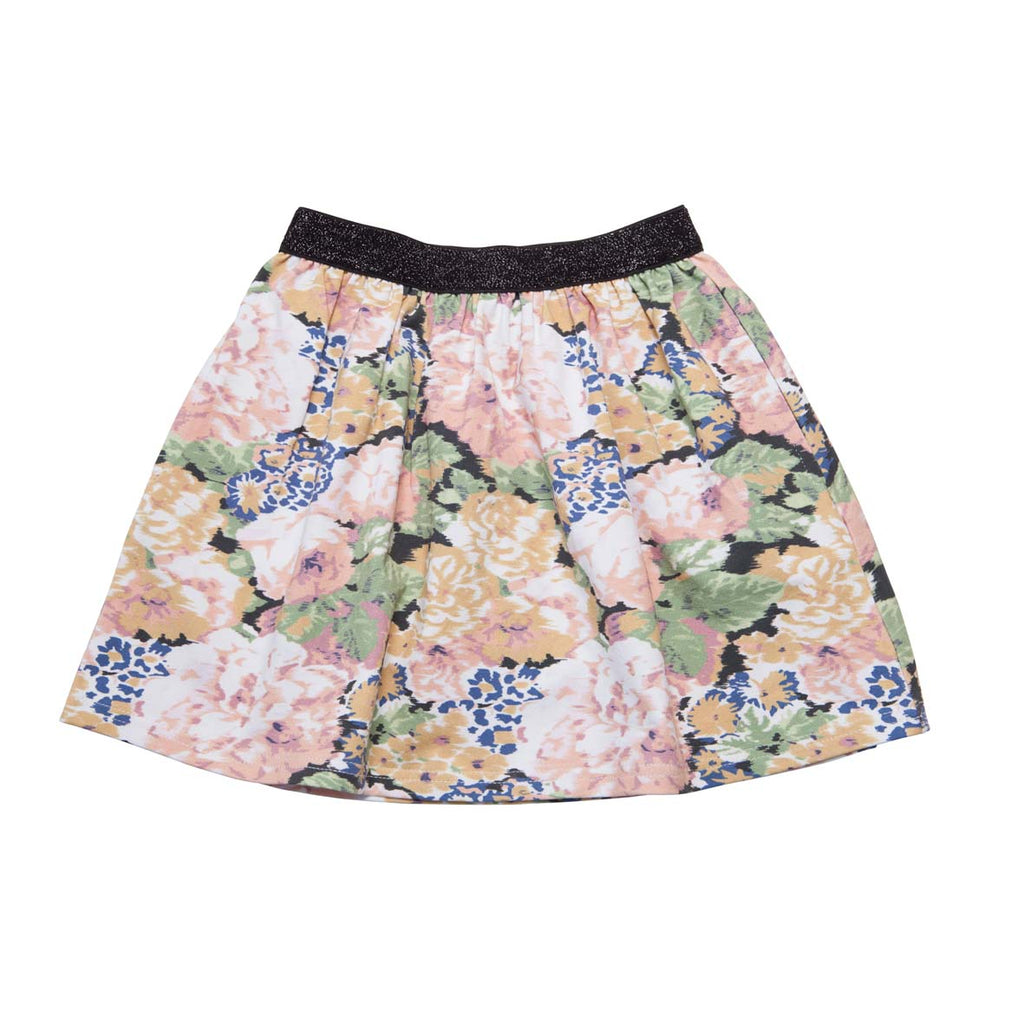 He and Her The Label | Peony Bloom Skirt