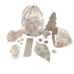 These Little Treasures | Pixie Play Bag & Play Set - Treehouse