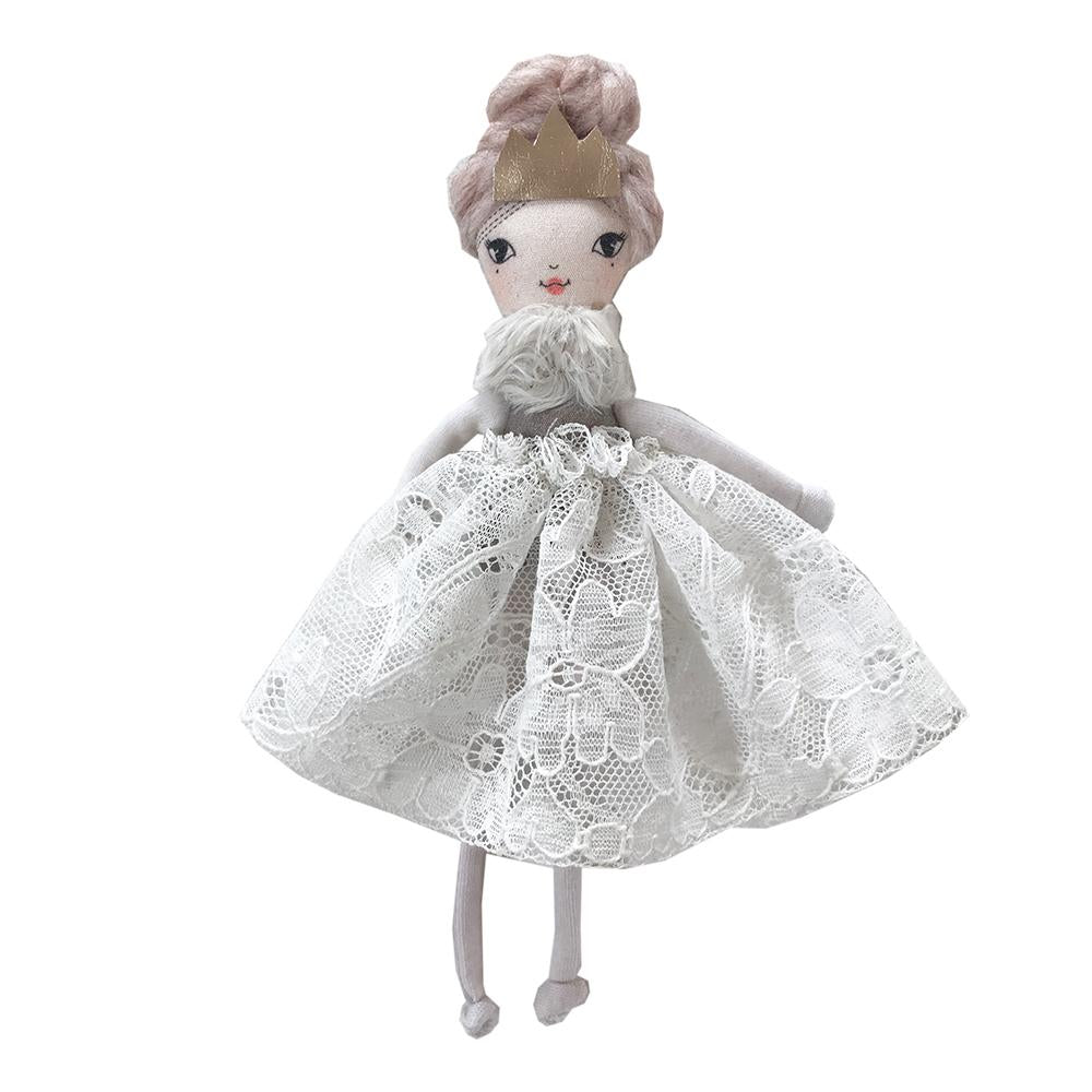 These Little Treasures | Miniature Lola (14cm) - Duchess, Ivory