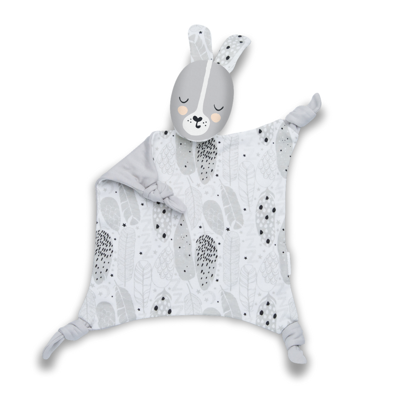 Kippins | River Kippin Organic Cotton Cuddle Blankie