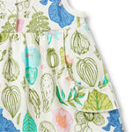 Wilson & Frenchy | Flora Ruffle Pocket Dress