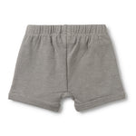 Wilson & Frenchy | Charcoal Slouch Pocket Shorts - LAST TWO