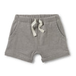 Wilson & Frenchy | Charcoal Slouch Pocket Shorts