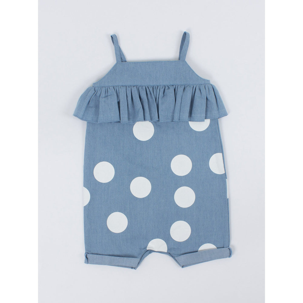 SOOKIbaby | Spotty Chambray Playsuit - Size 00 LAST ONE