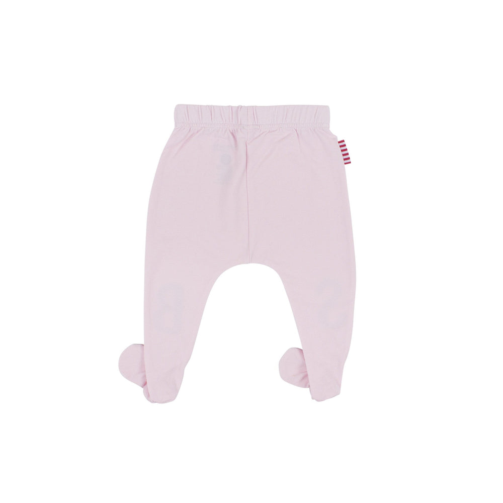 SOOKIbaby | SB Pink Footed Legging - LAST ONE