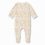 Wilson & Frenchy | Organic Little Vine Zipsuit