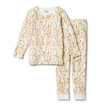 Wilson & Frenchy | Organic Little Vine Long Sleeve Pyjama Set