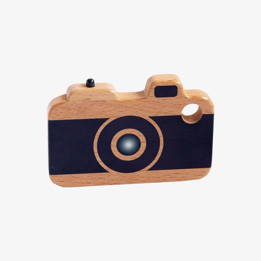 Make Me Iconic | Loose Change Wooden Camera