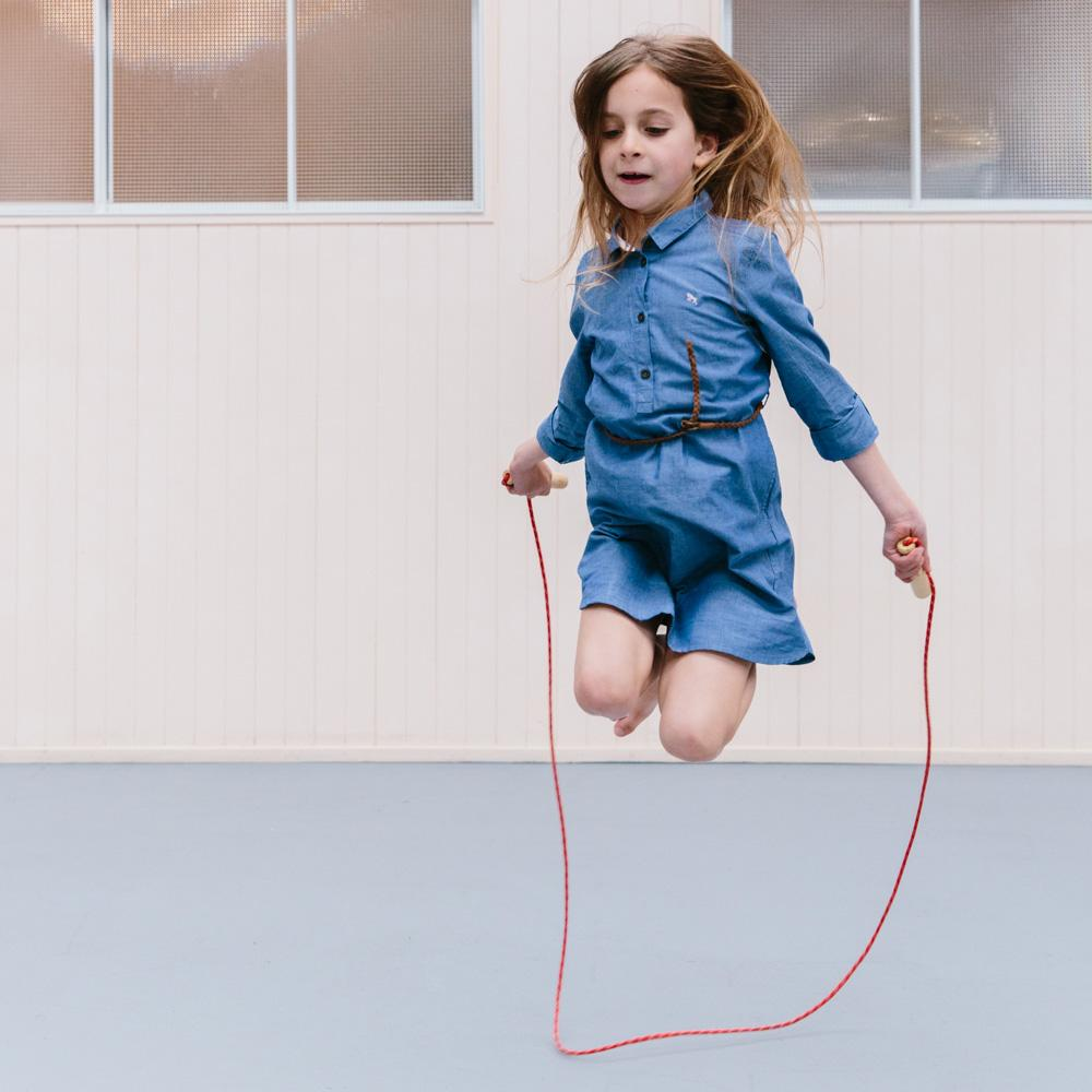 Make Me Iconic | Loose Change Skipping Rope