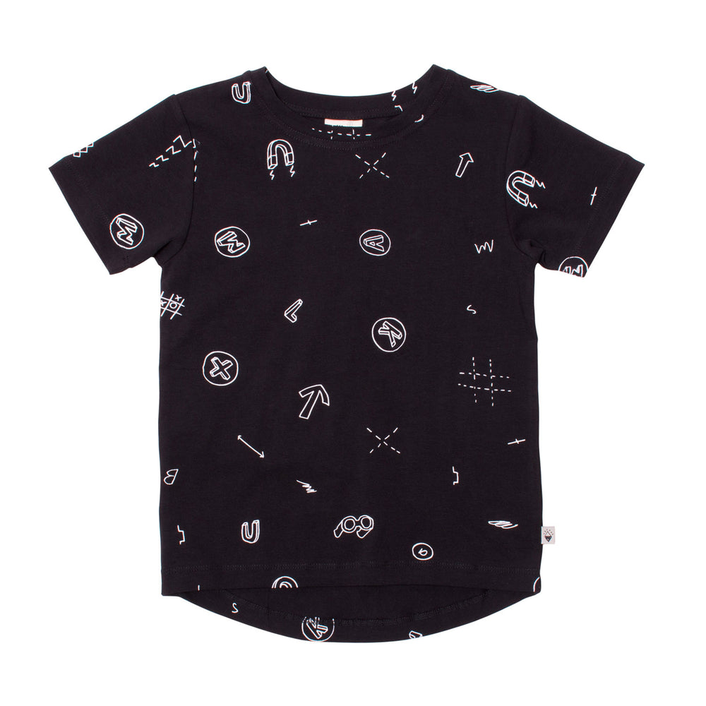Milk & Masuki | Short Sleeve Tee - Nuts and Bolts