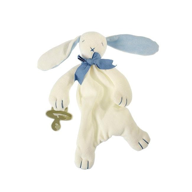 Maud N Lil | Organic Soft Toy Comforter - Oscar the Bunny - LAST ONE