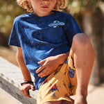 Alphabet Soup | Daily Radness Boardshort