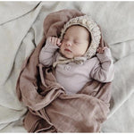 Pop Ya Tot | Dirty Amethyst - The Essential Swaddle Range