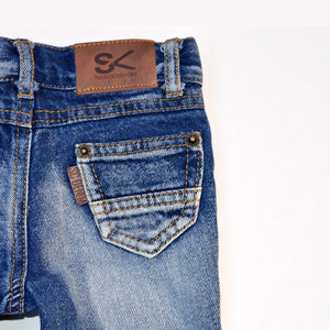 SC Denim Unisex Jeans - Dark Wash