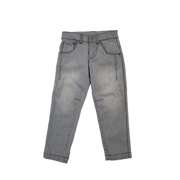 Milky | Junior Motorcycle Jeans - Size 6 LAST ONE