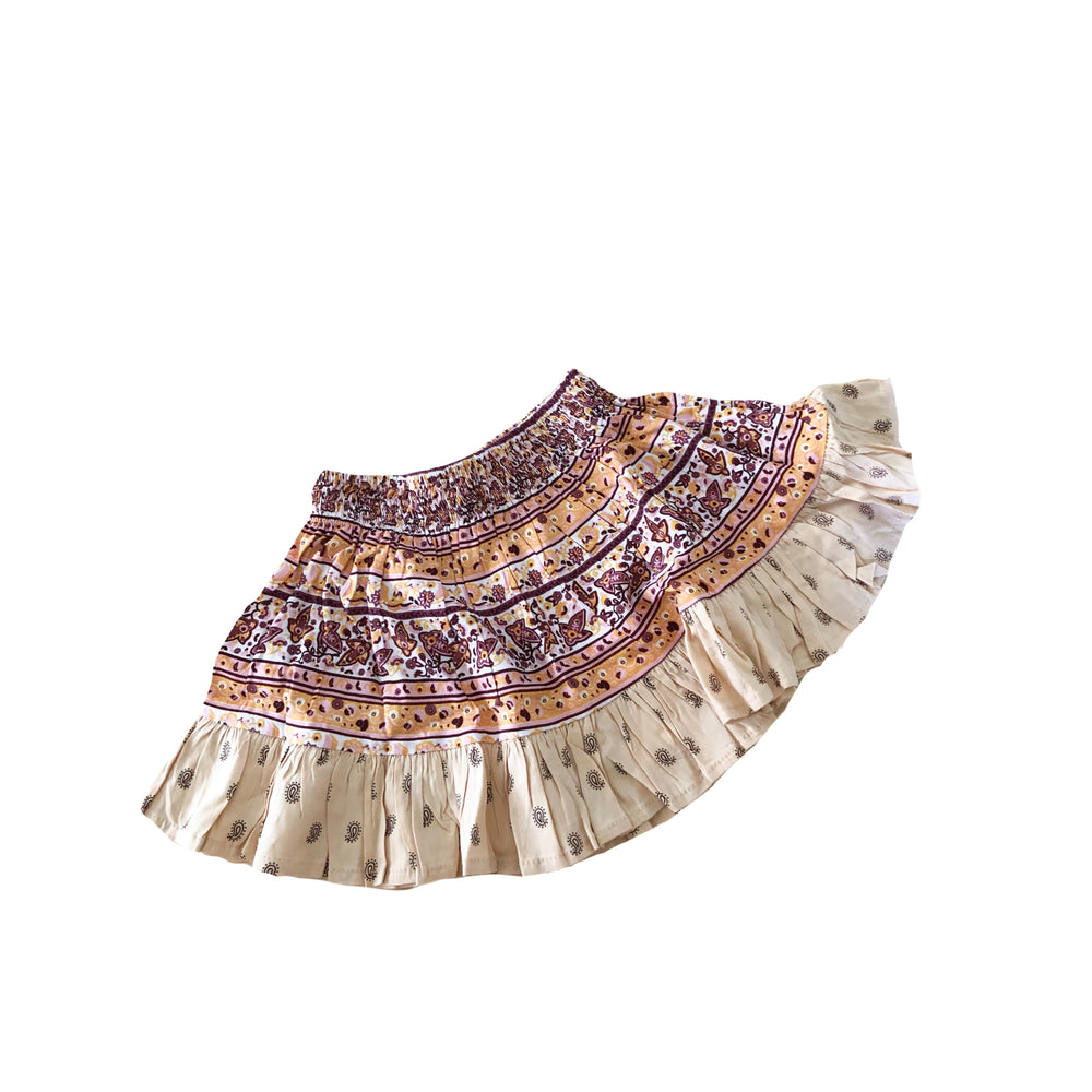 Tully and the Chief | Sadie Skirt - Earthy Boho