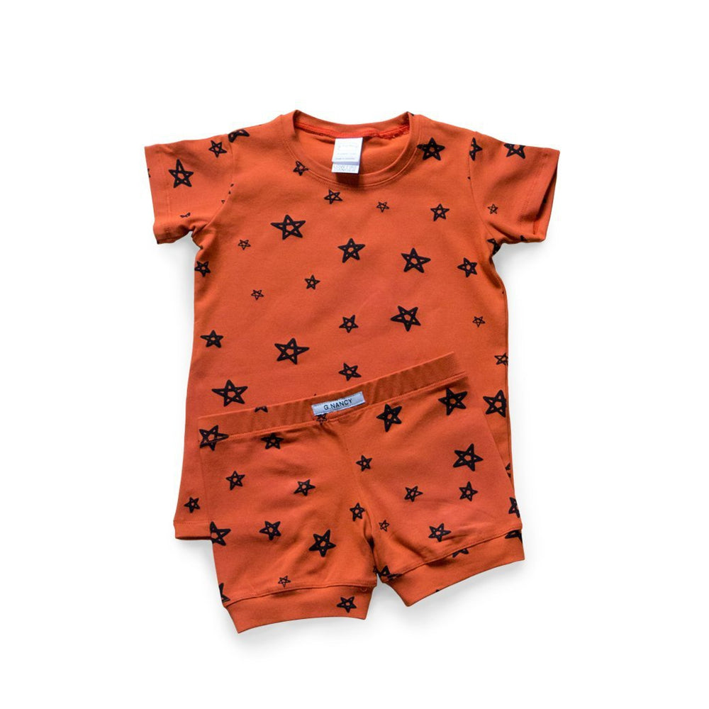 G.Nancy | Yolk Star Shortie Pyjama Set