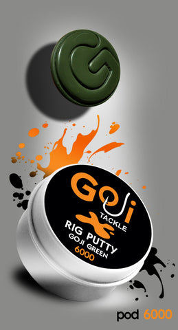 Rig Putty Goji Green (15g)