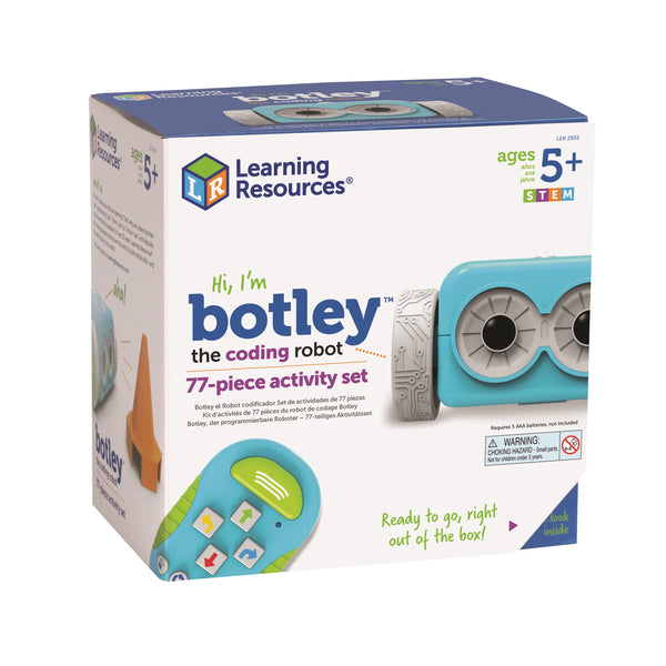 Botley the coding robot - Activity set