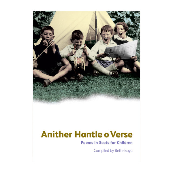 Anither Hantle o Verse: Poems in Scots for Children