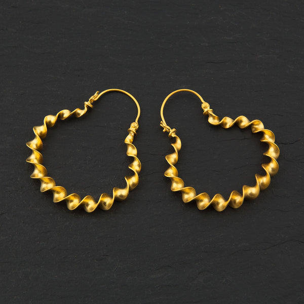 Blair Drummond Torc Earrings