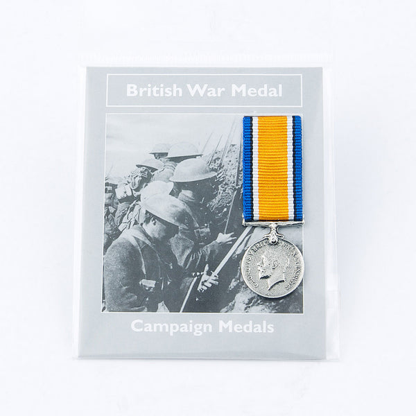 British War Medal 1914-18
