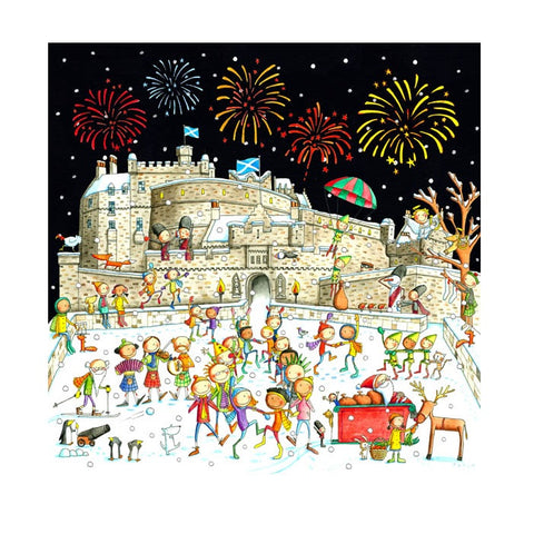 Ceilidh at the Castle : Pack of 6 cards