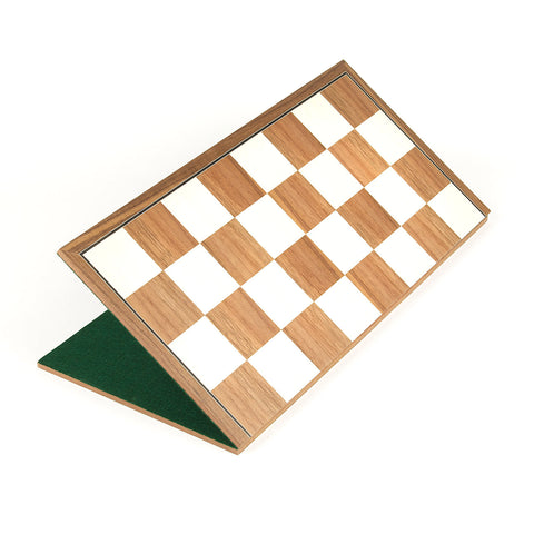 Folding Wooden Chess Board