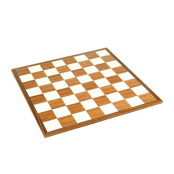 Deluxe Folding Wooden Chess Board