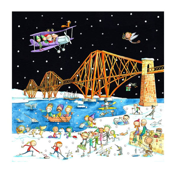 Forth Bridge : Pack of 6 cards