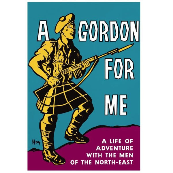 A Gordon for Me Poster