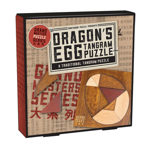 Dragon's Egg Tangram puzzle