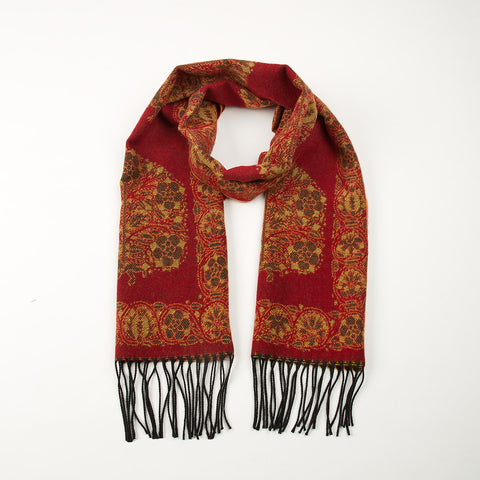 Linlithgow Hanging Wool Scarf