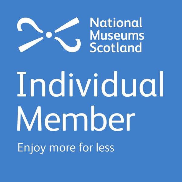 National Museums Scotland Gift Membership : Individual
