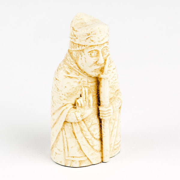 Lewis Chessmen Bishop (Full-scale Replica Piece)