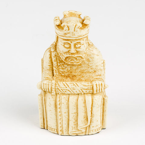 Lewis Chessmen King (Full-scale Replica Piece)