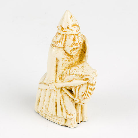 Lewis Chessmen Knight (Full-scale Replica Piece)