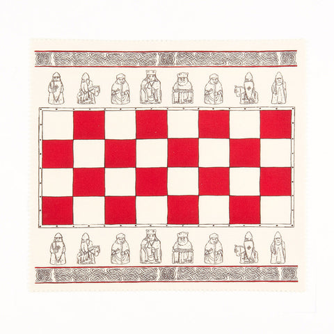 Lewis Chessmen Lens Cloth