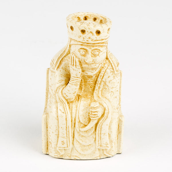 Lewis Chessmen Queen (Full-scale Replica Piece)
